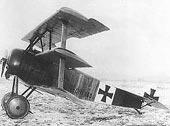 Letoun Fokker Dr. I z První světové války