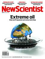 Titulní stránka prvního prosincového čísla NewScientist
